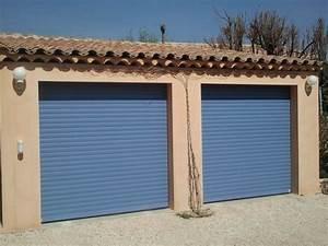Volet Roulant Garage : volet roulant de garage aubagne technic habitat ~ Melissatoandfro.com Idées de Décoration