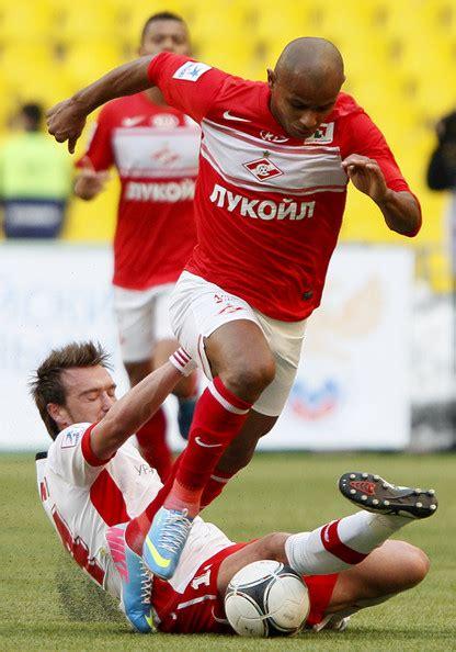 Ari In Fc Spartak Moskva V Fc Amkar Perm Zimbio