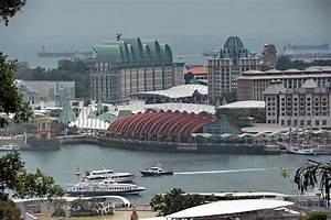 Singapore's Capella Hotel named as Trump-Kim summit venue