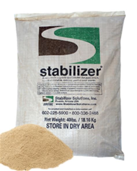 product profile stabilizer solutions land