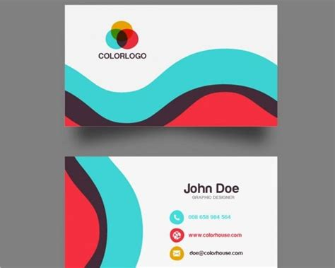 50 Free Psd Business Card Template Designs Adobe Business Card Mockup No Images Newsletter Size Name Tags Recommended Psd Vol 6 Pinterest Goals