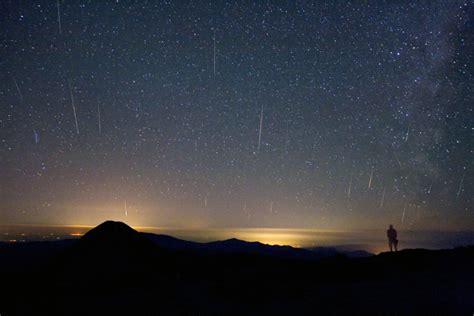 Mountain Top Meteors