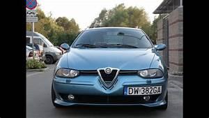Alfa Romeo 156 2 5 V6 Fantasia Azzurro Tuning