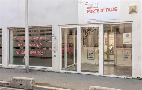 r 201 sidence porte d italie arpej le logement pour 233 tudiants jeunes actifs et chercheurs