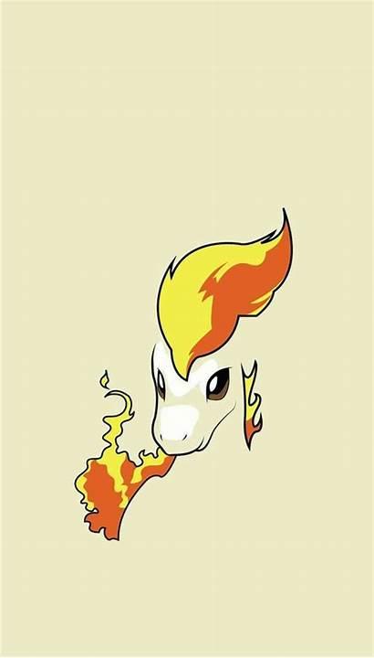 Pokemon Iphone Wallpapers Ponyta Pantalla Fondos Iphonemod