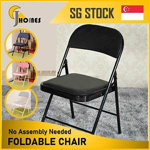 Foldable, Chair, Folding, Chair, Space, Saving, Study, Dining, Chair, Home
