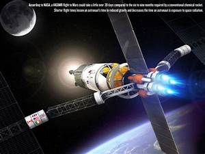 NASA To Perform Space Testing On Plasma Rocket Capable Of ...