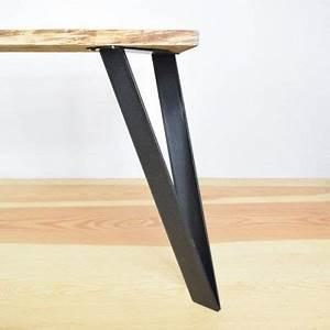 Pied De Table En Acier : d couvrez notre nouvelle gamme avec le pieds cavalier ~ Teatrodelosmanantiales.com Idées de Décoration