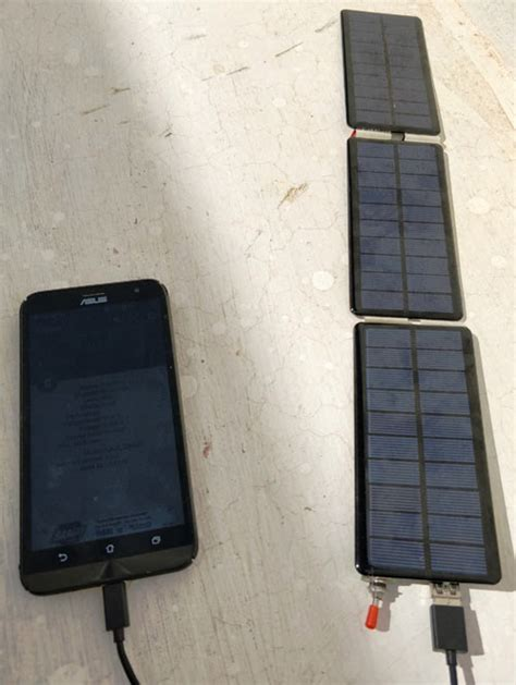 Diy Solar Powered Cell Phone Charger Circuit Diagram