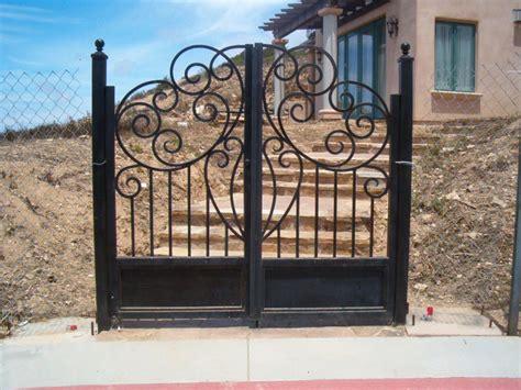 fancy entrance gates pin custom iron entry gates on pinterest
