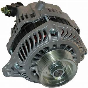 High Output Alternator Fits Mitsubishi Eclipse Galant 2 4l