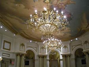 Chapel ceiling picture of paris las vegas wedding chapel for Paris las vegas wedding