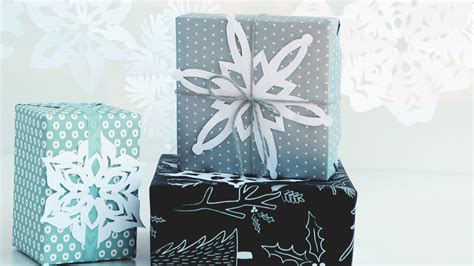 video    festive paper snowflakes martha stewart