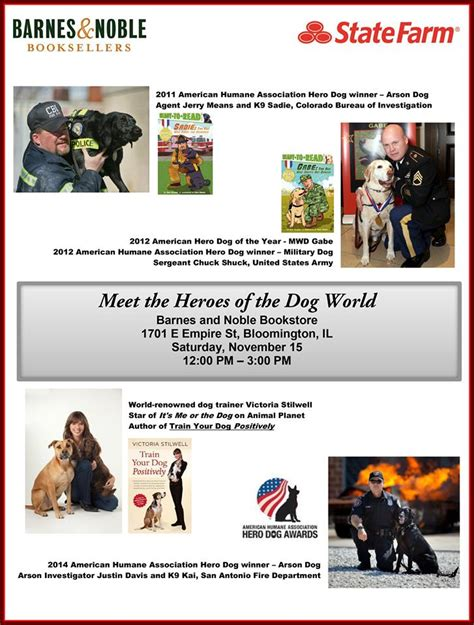 barnes and noble bloomington il a chance to meet the heroes of the world