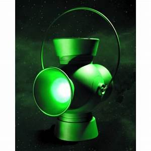 DC Comics Green Lantern Power Battery and Ring Prop ...