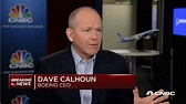 Boeing CEO Dave Calhoun on 4Q19 earnings & Max Issues
