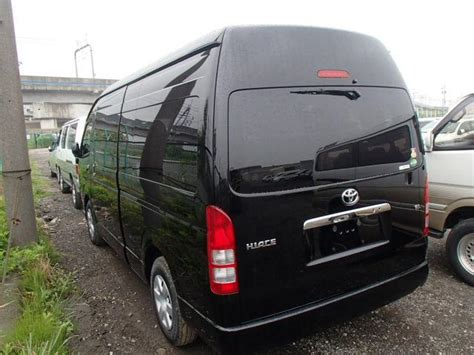 Buy best quality japan reconditioned toyota hiace commuter direct from japan at reasonable prices at japanesecartrade.com. Japanese Used TOYOTA HIACE COMMUTER GL 2016 Vans for Sale