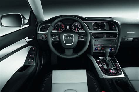 Audi A5 Sportback Official Interior Img20 Its Your