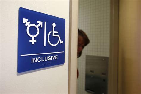 Gender Neutral Bathrooms On College Cuses by Uk Opens Gender Neutral Toilets Ibnlive