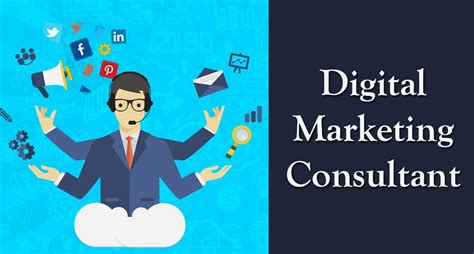 Marketing Consultant by How To Become A Digital Marketing Consultant