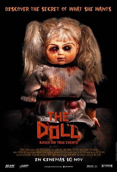 Doll Movies Horror Poster Gsc Devilish Drama
