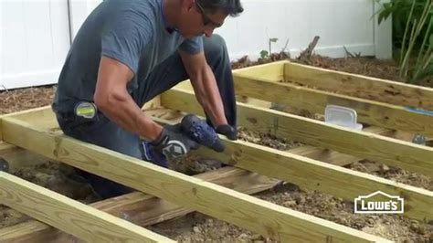how to build a floor for a house how to build a shed foundation youtube