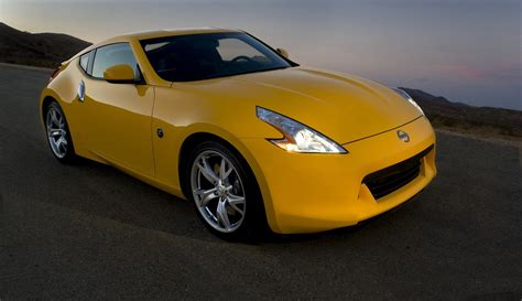 2011 Nissan 370z Coupe Review