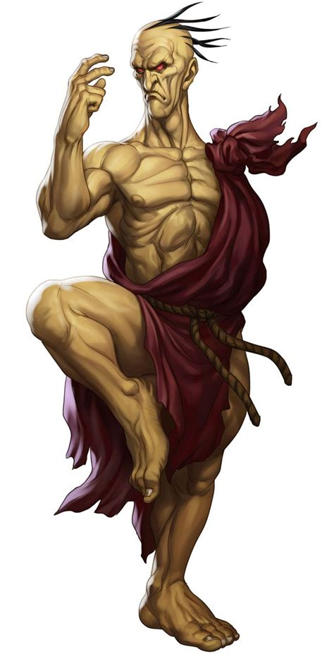 Oro Street Fighter Iii Third Strike Online Edition Art