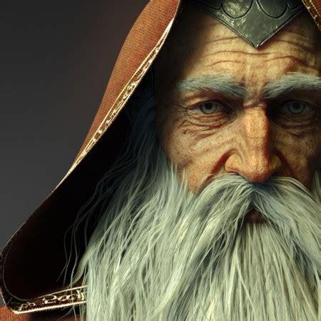 Wise Wizard Beard for Genesis 8 Male(s)   3D models blog