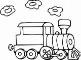 Train Coloring Going Sheets Steam Railroad Clipartmag Kid sketch template