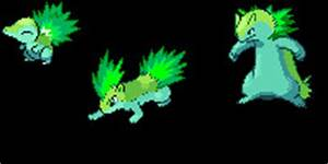 Cyndaquil evolution chain by ZomZoomg on DeviantArt