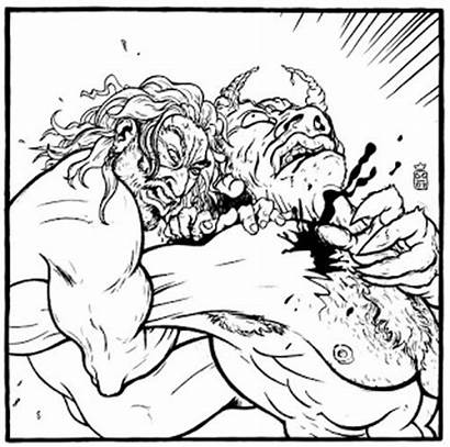 Beowulf Grendel Fight Grendal Unferth Chapters Chapter