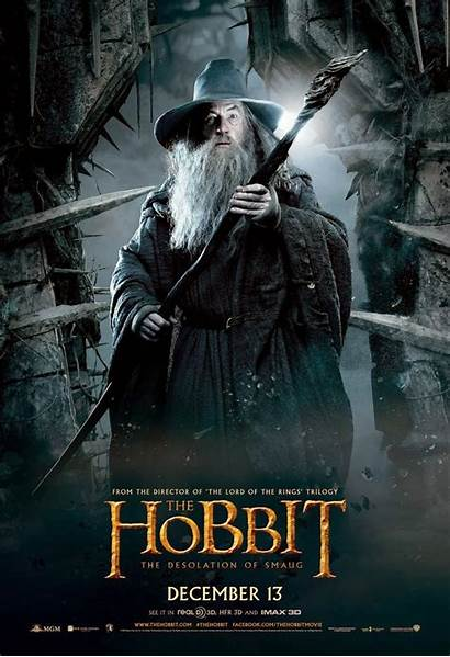 Posters Smaug Desolation Stills Hobbit Five Even