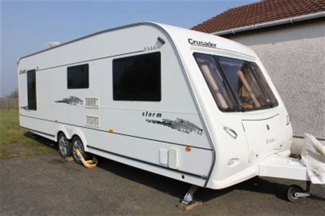 Elddis Crusader Storm 2006 Caravans For Sale, Cumbria
