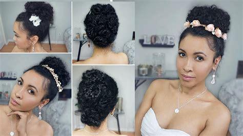 peinados faciles  fiesta elegantes peinados  el cabello rizado youtube