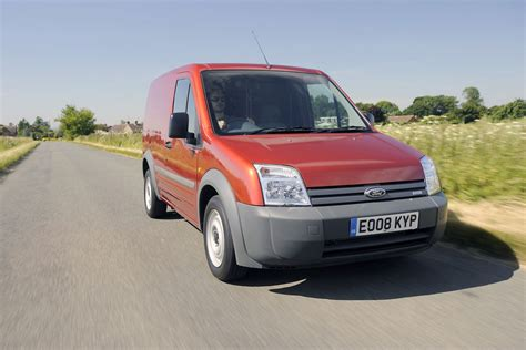 Ford Transit Reliability Problems by Ford Transit Connect Review 2002 2013 Parkers