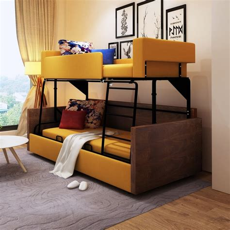 rama dymasty functional sofa bed fashion bunk bed