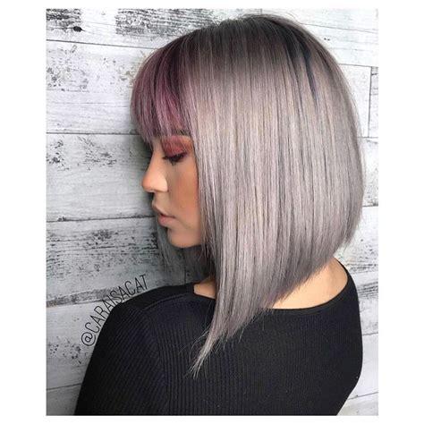 medium hair color ideas shoulder length hairstyle for