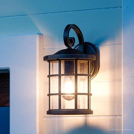 urban ambiance luxury craftsman outdoor wall light small