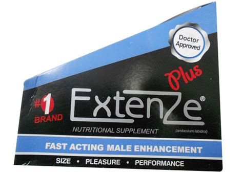 extenze reviews plus results does it work i took the pills