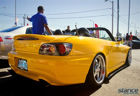 nissan s2000 event coverage sherway nissan megameet stance is everything