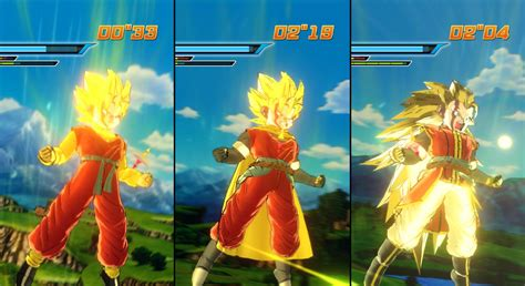 Dragon Ball Xenoverse Custom Character Hairstyles