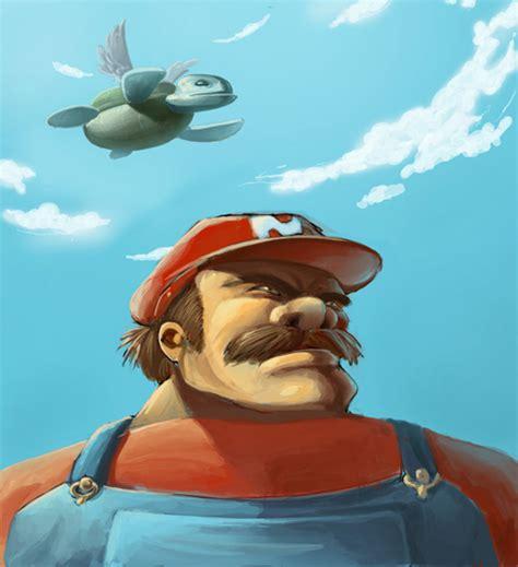 Kaos Mario Bros Mario Artworks 15 mario bros artwork el rehilete