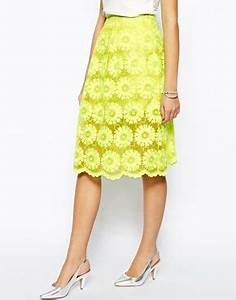 1000 ideas about Neon Skirt on Pinterest