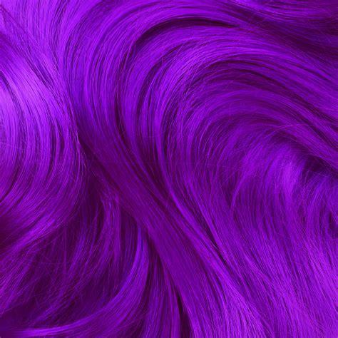 Pony Bright Purple Vegan Semi Permanent Hair Dye Sample