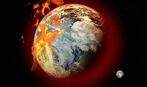 Planet will STILL heat up if humans wiped out TOMORROW ...