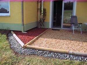 Sonnenrollo Für Terrasse : bausatz f r hackschnitzel terrasse bioma hegler shop ~ Frokenaadalensverden.com Haus und Dekorationen