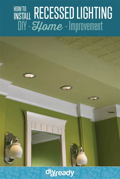 how to install recessed lighting trim nice install recessed lighting gallery electrical