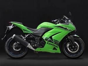 Kawasaki Ninja 250 Street Bike – Tonys Big Bikes