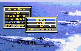 Offshore Power Boats Usa by Atari St Powerboat Usa Offshore Superboat Racing Scans